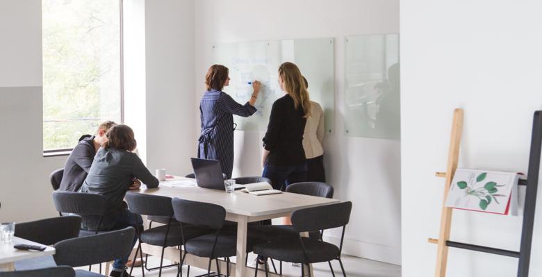 Whiteboard Meeting
