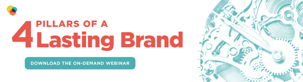 Ad for free access to Magneti's on-demand Lasting Brand webinar
