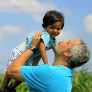 Joao and son